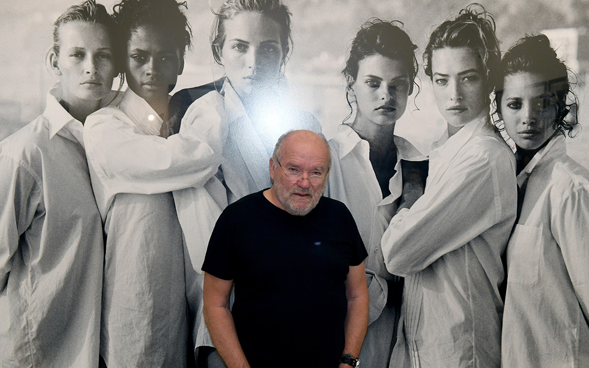 profile - Peter Lindbergh: The Man Who Created The Supermodel